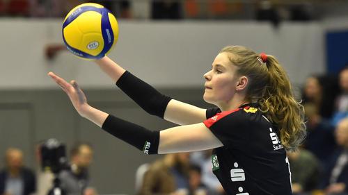 """Nach Bundestrainer Felix Koslowski """"eine der größten Entdeckungen des Sommers"""": Camilla Weitzel"""