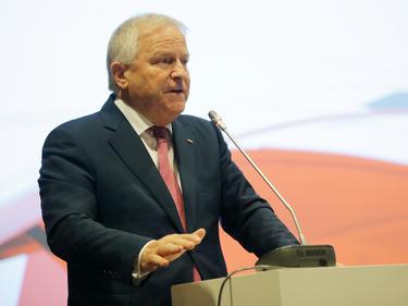 Das ÖFB-Präsidium (im Bild Präsident Leo Windtner) hätte das letzte Wort