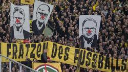 Vor einigen Wochen hatte es in vielen Stadien massive Fan-Proteste gegeben
