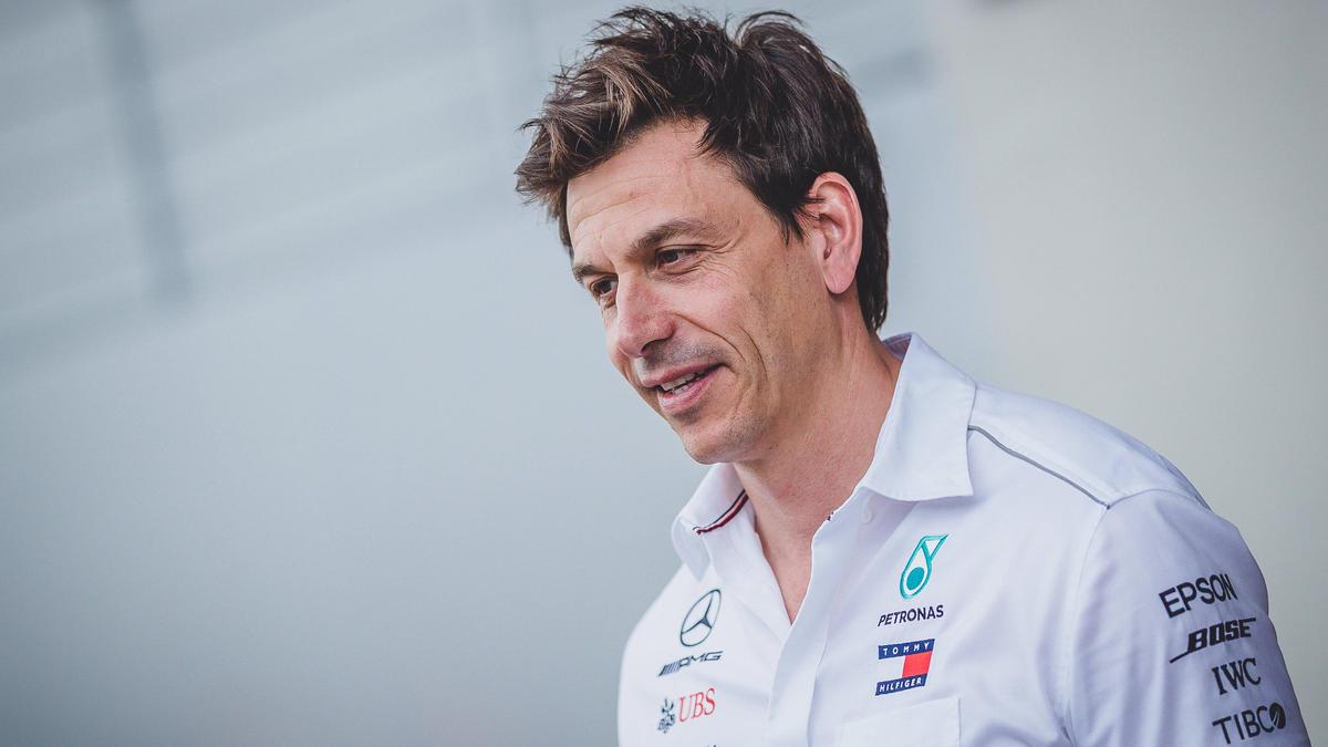 Mercedes-Sportchef Toto Wolff hat eine unangenehme Formel-1-Seite entdeckt