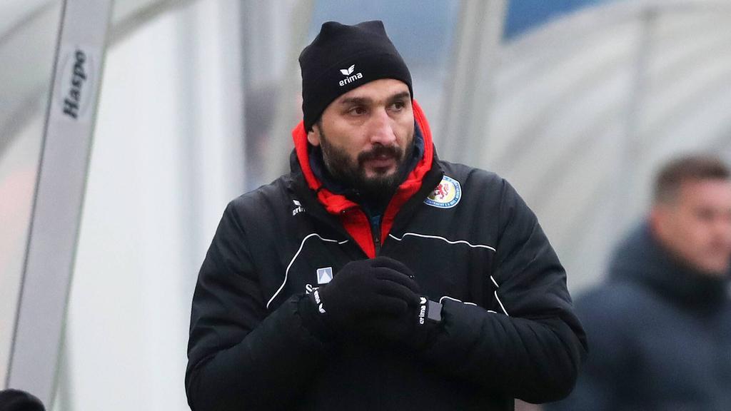 Deniz Dogan wird Co-Trainer des VfL Osnabrück