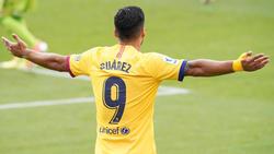 Suárez va a abandonar el FC Barcelona en breve.