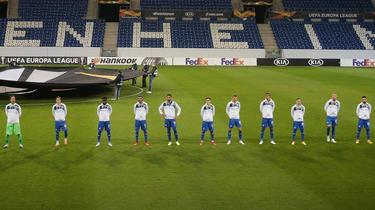 Hoffenheim trifft am Donnerstag auf KAA Gent