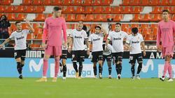 Der FC Valencia setzte sich gegen Real Madrid durch