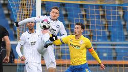 Der KSC feierte einen Auswärtssieg in Braunschweig