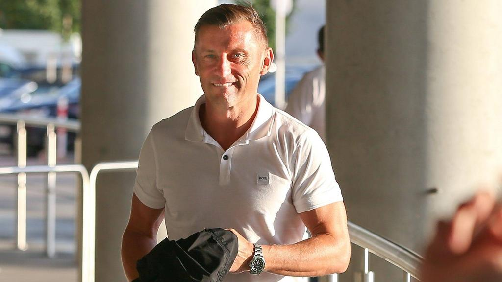 Einst beim FC Bayern und Hamburger SV, nun Trainer von ZSKA Moskau: Ivica Olic