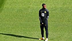 Youssoufa Moukoko vom BVB wird nicht an der U21-EM teilnehmen können