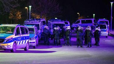 Die Polizei ermittelt nach Angriffen auf Spieler des FC Schalke 04