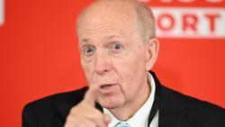 Hat einen klaren Wunschkandidaten für das Präsidentenamt beim DFB: Reiner Calmund