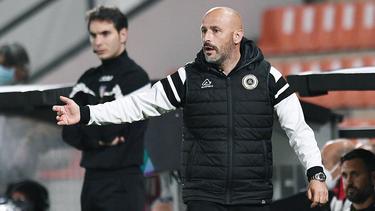Vincenzo Italiano ist neuer Trainer des AC Florenz