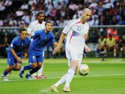 Zidane lässt die Welt staunen