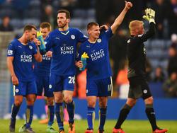 Leicesters Titelträume leben weiter