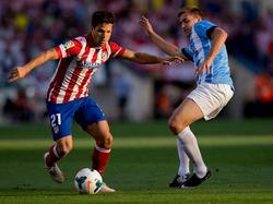 Diego vernascht Málagas Juanmi