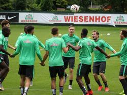 Teambildung bei Werder