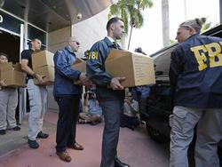 El FBI incautó miles de documentos de la Concacaf. (Foto: Getty)