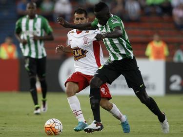 El equipo cafetero afrontará en breve su compromiso de Libertadores. (Foto: Imago)