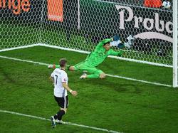 Bastian Schweinsteiger hat nun 14 EM-Einsätze auf dem Buckel