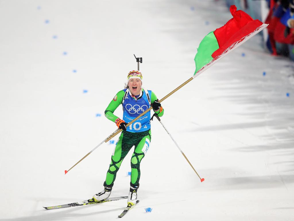 biathlon weißrussland damen