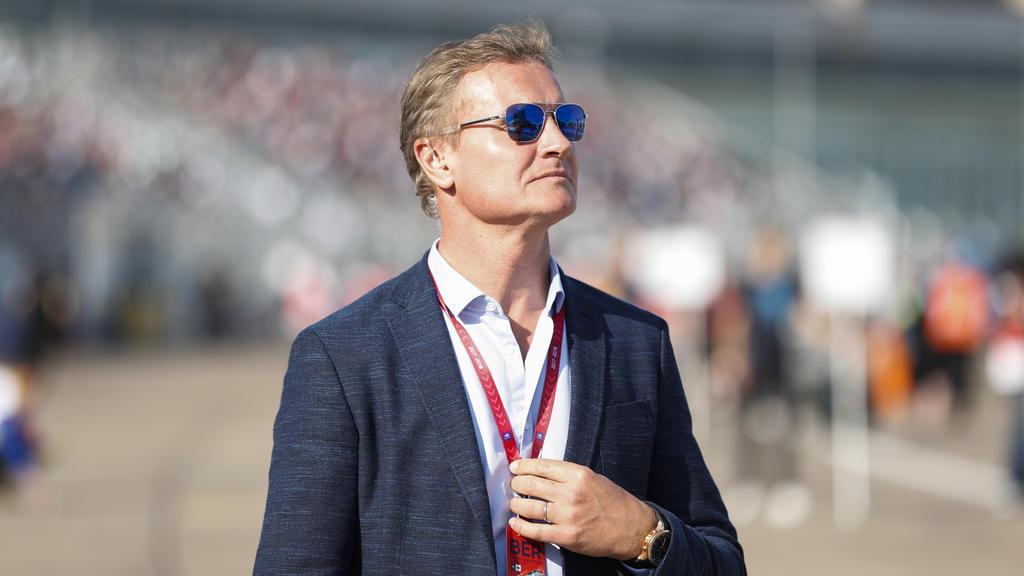 David Coulthard rechnet mit einem spannenden WM-Fight