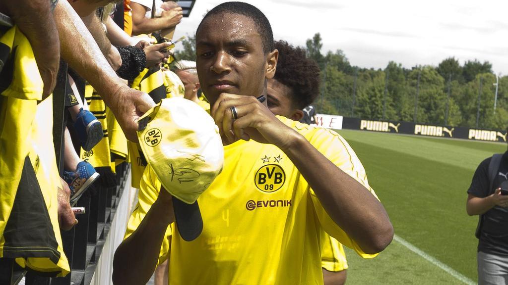 Abdou Diallo will sich als Stammspieler durchsetzen