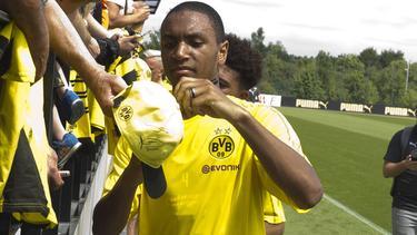 Abodu Diallo wechselte vom 1. FSV Mainz 05 zum BVB
