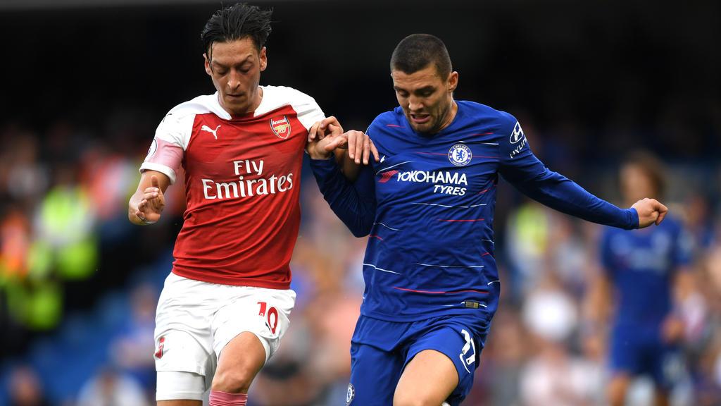 Arsenal verliert London-Derby beim FC Chelsea