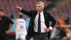 Carlo Ancelotti coacht mittlerweile wieder in Italien