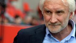Äußert Verständnis für Bayern-Präsident Uli Hoeneß: Bayer-Sportchef Rudi Völler