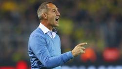 Kritisiert die Kritik an den Trainern: Eintracht-Trainer Adi Hütter