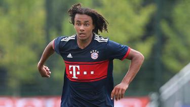 Joshua Zirkzee und der FC Bayern verloren im DFB-Juniorenpokal gegen den VfB Stuttgart