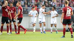 Hoffenheims Youngster Nelson (r.) überragte mit zwei Treffern