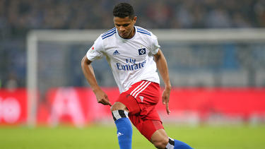 Der Vertrag von Douglas Santos beim HSV läuft noch bis 2021