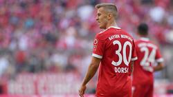 Niklas Dorsch hat beim FC Bayern keine Chance bekommen