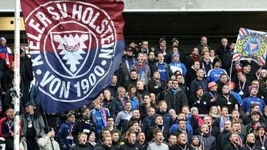 Holstein Kiel wurde mit einer Geldstrafe belegt