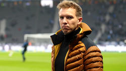 Julian Nagelsmann hadert mit der Defensivschwäche der TSG Hoffenheim