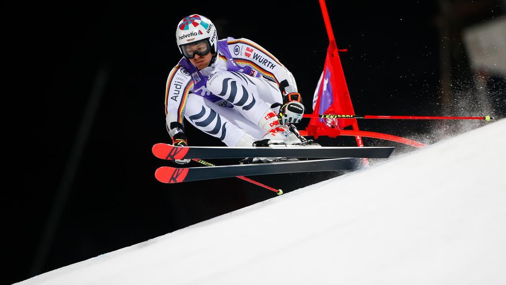 Stefan Luitz fuhr beim Parallel-Riesenslalom in Alta Badia auf Rang fünf