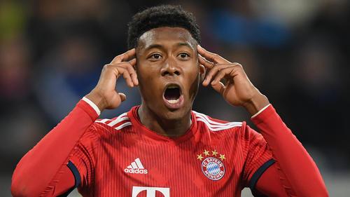 David Alaba kritisiert die Bayern-Talente