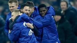 Einst Weggefährten beim FC Schalke 04: Max Meyer und Domenico Tedesco