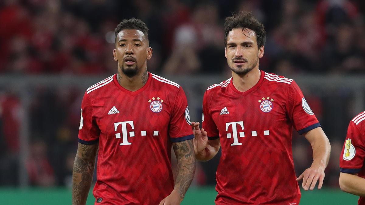 Jérôme Boateng und Mats Hummels sind noch bis 2021 an den FC Bayern gebunden