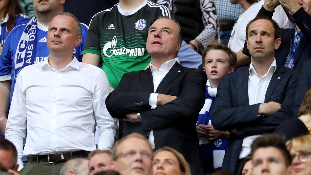 Der FC Schalke 04 stellt sich neu auf