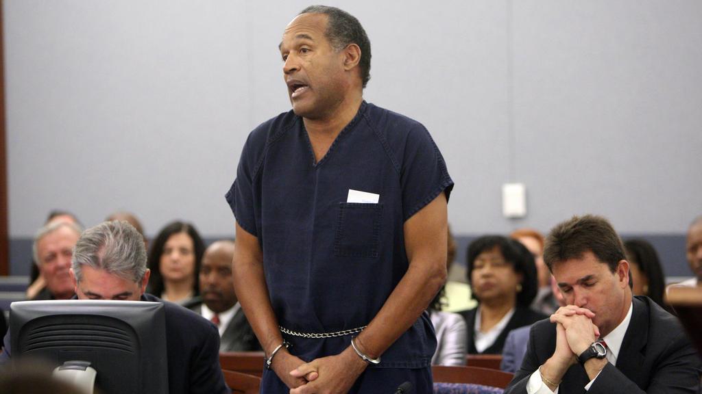 O.J. Simpson wurde 2007 verurteilt