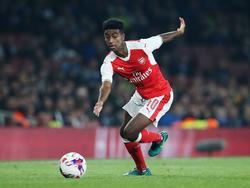 Über die Dauer der Vertragslaufzeit von Gedion Zelalem beim Arsenal FC herrscht Uneinigkeit