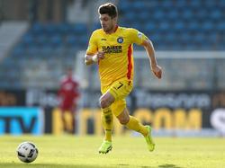 Moritz Stoppelkamp ist zum MSV Duisburg zurückgekehrt