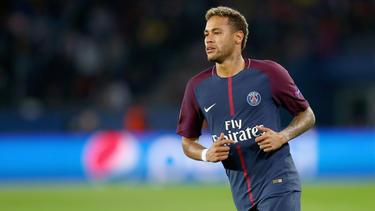 Neymar wird seinen Vertrag bei PSG wohl erfüllen müssen