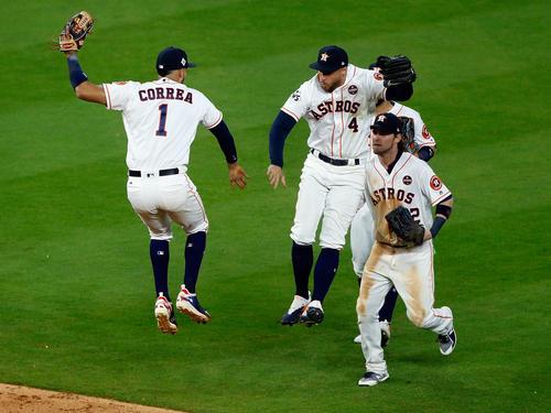 Houston ist mit 2:1 in der World Series in Front gegangen
