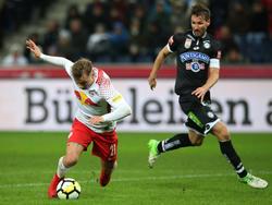 RB Salzburg - Sturm Graz