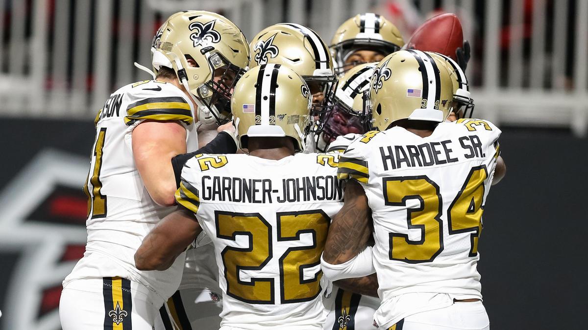 Die New Orleans Saints haben sich als erstes Team für die Playoffs qualifziert