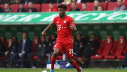Kingsley Coman will noch lange beim FC Bayern München bleiben