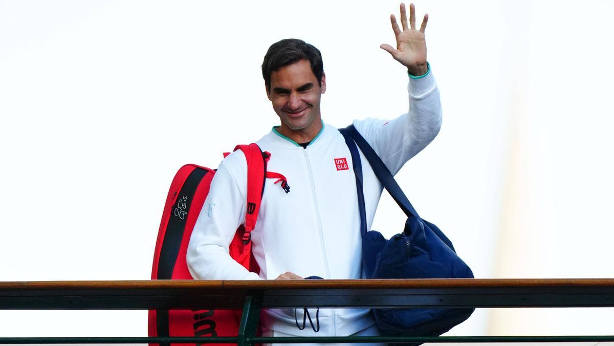 Roger Federer für US Open gemeldet