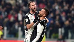 Souveräner Auftritt von Juventus Turin